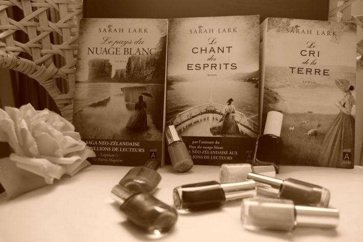 trilogie du nuage blanc sarah lark